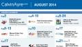 CalvinAyre.com Featured Online Gambling Conferences & Events: August 2014