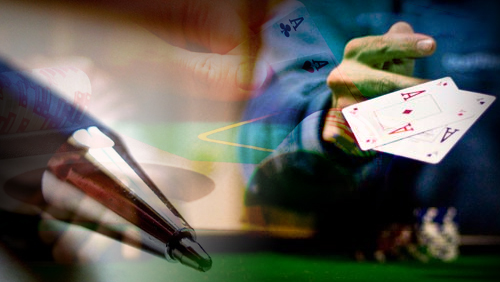 Confessions of a Poker Writer: The Rule of Five