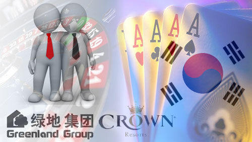 Crown and Greenland team up for Brisbane casino bid; new casino resort proposal in South Korea