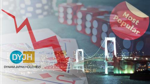 Dynam 2Q revenues fall 4.8 percent; Odaiba tabbed as most popular casino spot in Japan