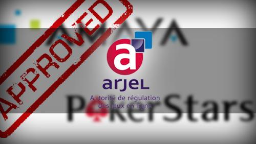 French Regulatory Authority ARJEL Approves Amaya & PokerStars Ownership Switch