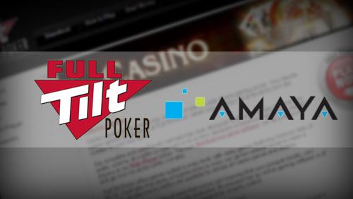 Full Tilt Add Amaya Gaming Content to its Casino Platform