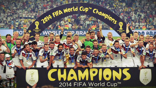 Germany ushers in new era of football with World Cup title