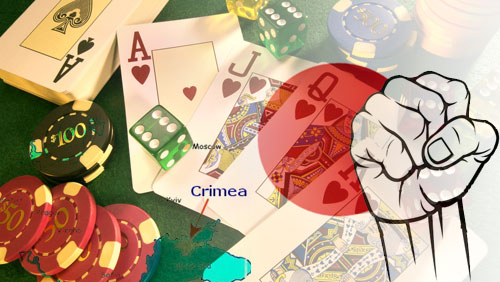 Japan to create special task force to push casino bill; Crimea now a gambling zone after President Putin signs law