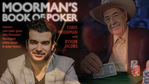 Moorman's Book of Poker: Doyle Brunson Writes the Foreword