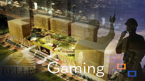 Sinophil completes gaming assets acquisition; Belle to buy