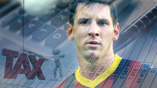 Spanish judge purses tax evasion charges against Lionel Messi