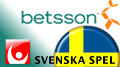 Svenska Spel seeks online casino as Q2 revenue falls; Betsson rebrands in UK
