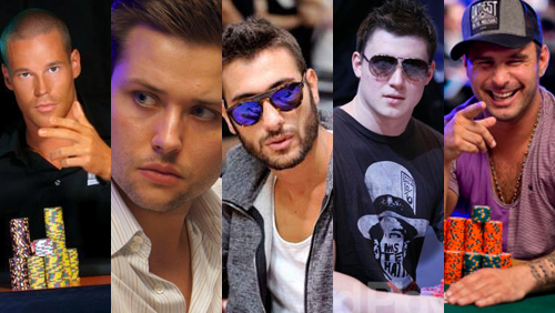 The 5 Sexiest People in Poker