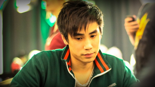 Tim Chung Wins the Genting Poker Series Newcastle Main Event