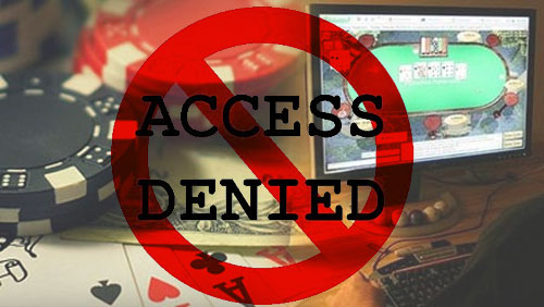Turkey has blocked 110 online gambling sites over a five-year period
