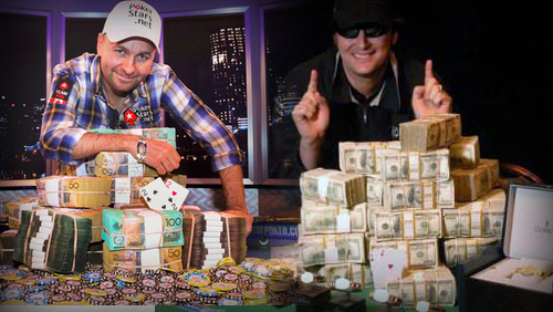 Weekly Poll - Who has had a better poker career?