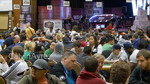 WSOP 2014 - Little One for One Drop Day 1B Summary