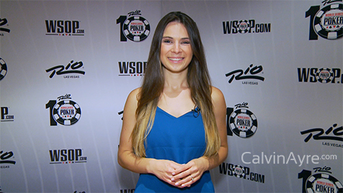 WSOP 2014 - Main Event Day 2AB Summary