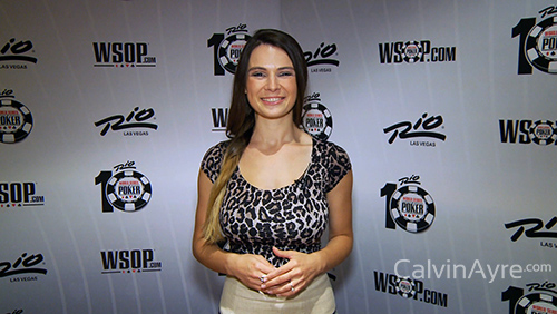 WSOP 2014 - Main Event Day 2C Summary