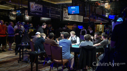 WSOP 2014 - Main Event Day Six Summary