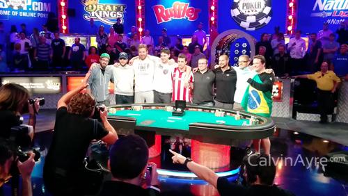 WSOP 2014 – Main Event Day Seven Summary