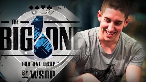 One big drop poker winner 2014