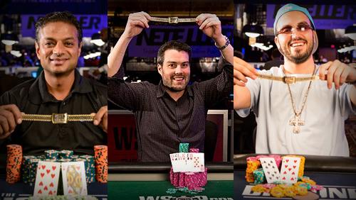 WSOP Day 37 Recap: Jaddi, Grapenthien and Kenney Win Their First Bracelets