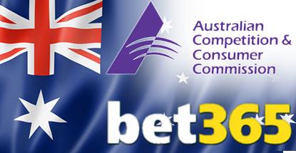 bet365-australia-consumer-watchdog