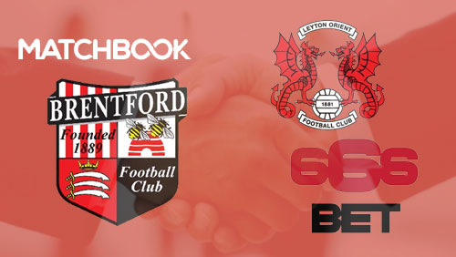 Brentford FC inks deal with Matchbook.com and Leyton Orient with 666Bet