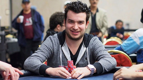 Chris Moorman Thinks Positively; Poker Makes an Appearance in Entrepreneur