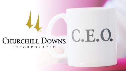 Churchill Downs reorganizes top brass, Bill Carstanjen named new CEO