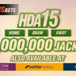 Colossus Bets Launches New Weekly £1,000,000 HDA15 Football Jackpot