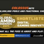 Colossus Bets Shot Listed for Global Gaming–Awards