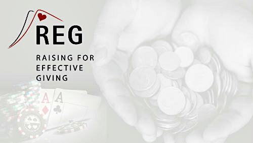 Confessions of a Poker Writer: Donating to the REG Charity