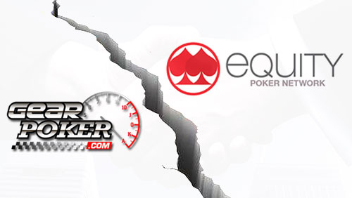 Equity Poker Network and GearPoker Part Ways