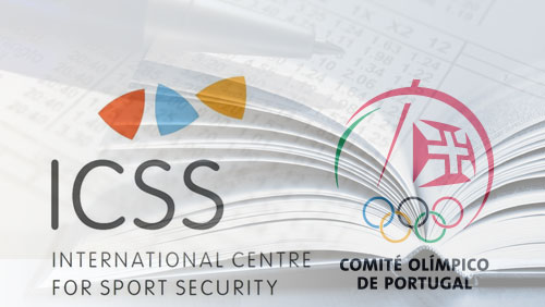 ICSS, COP announce sports betting code of conduct in Portugal