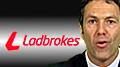 Glynn says he's not going anywhere despite Ladbrokes' H1 profit halving