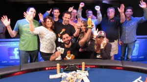 Live Poker Tournament Wins for Miami Boss, Aaron Massey and the Charity Series of Poker