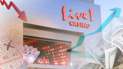 Maryland casinos continue healthy revenues; state lottery declines for the first time in 16 years