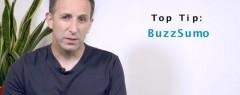 SEO Tip of the Week: BuzzSumo