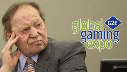 Sheldon Adelson Confirmed as a Keynote Speaker for the Global Gaming Expo (G2E)