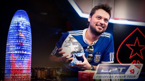 The EPT100 Barcelona School of Breaking Records