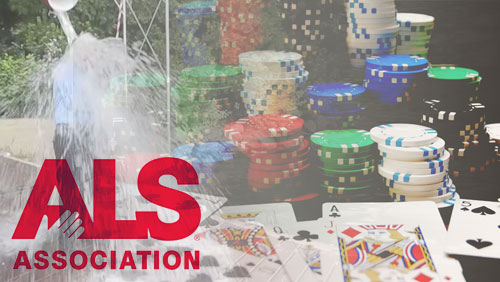 The Poker Community Helps Spread ALS Awareness With the Ice Bucket Challenge