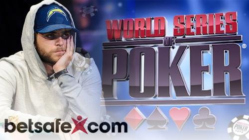 World Series of Poker November Niner Felix Stephensen Signs for Betsafe