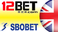 SBOBET exiting UK market while 12Bet pulls sportsbook, leaves casino