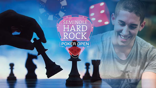 Calling the Clock: Dan Colman Takes Advantage of a $2.5m Overlay to Win the Seminole Hard Rock Poker Open $10m Guarantee, Chess and Poker Converge and Much More