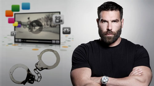 Dan Bilzerian in Fake Arrest Viral Video