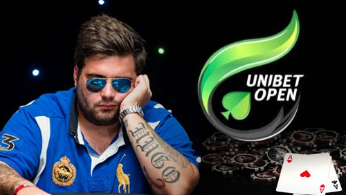 Daniel Smith Wins the Unibet Open in Cannes