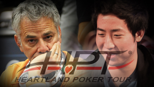 Academy Award Nominee David Rosenbloom Beaten to Heartland Poker Tour Title by Jonathen Chen