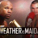 Floyd Mayweather Jr – Marcos Maidana 2 Betting Odds