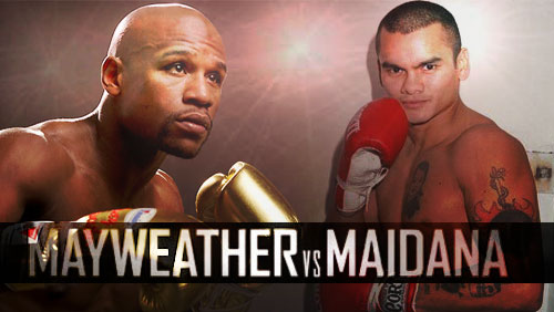 Floyd Mayweather Jr – Marcos Maidana 2 Betting Odds