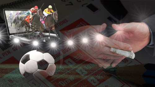 Former EPL player charged with bribery; New Zealand jockey charged with race fixing
