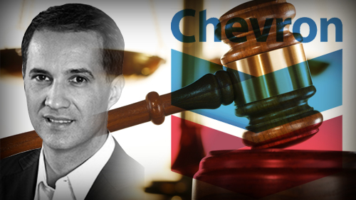Former PartyGaming Consultant Embroiled in Chevron Ecuadorian Lawsuit