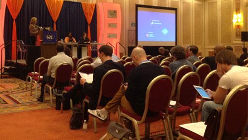G2E 2014 Day 1 recap: iGaming Congress
